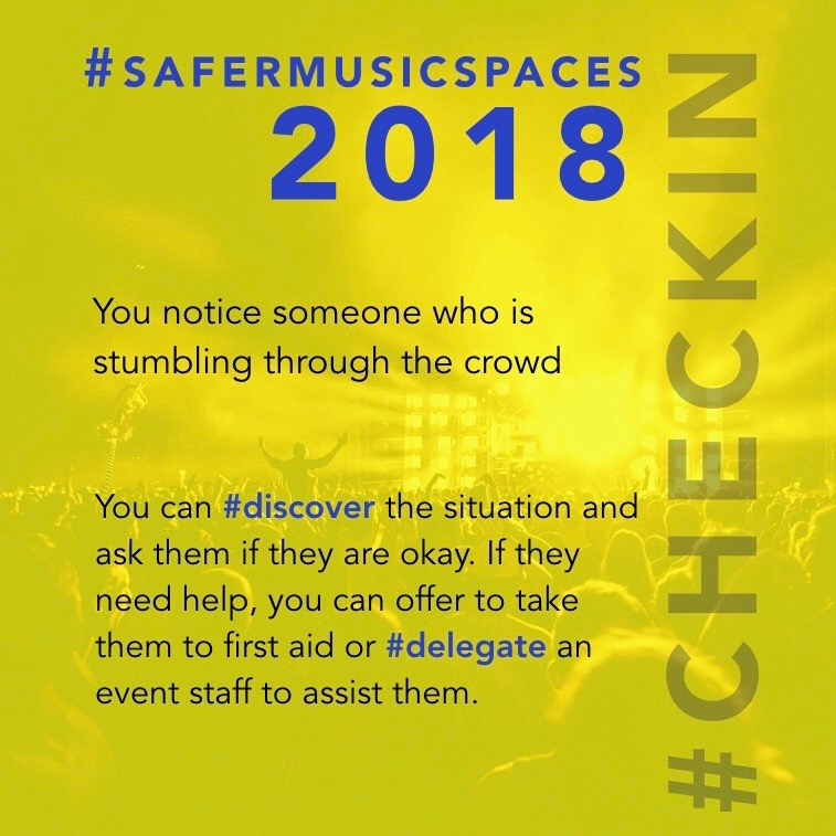 safer music spaces