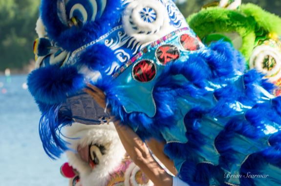 Success Lion Dance