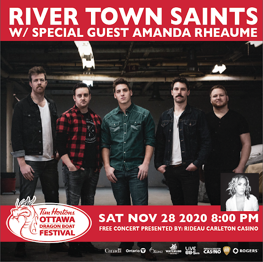 River Town Saints with Amanda Rheaume