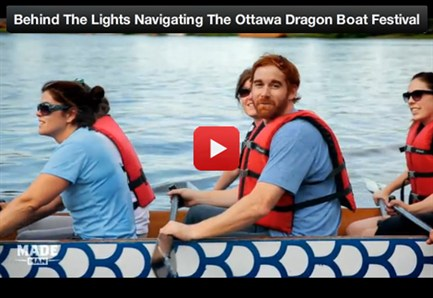 Behind the Lights: Navigating the Ottwa Dragon Boat Festival