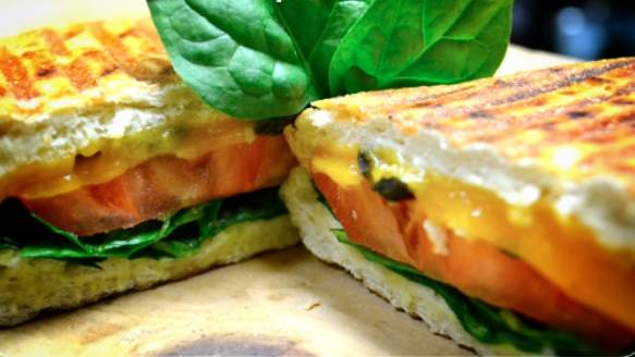 Experience Spinach Panini
